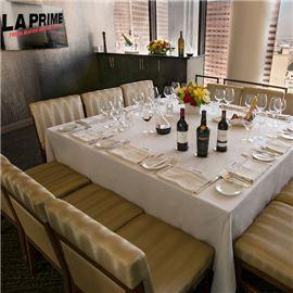 LA Prime Seating