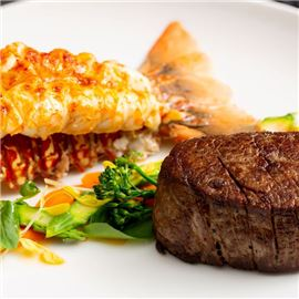 Filet & Lobster