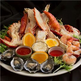 Signature Seafood Platter